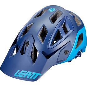 Leatt DBX 3.0 All Mountain Casco, blu/turchese